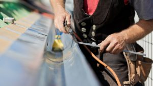 lead work pitched roof approved contractors