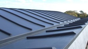 flat roof waterproofing - single ply systems