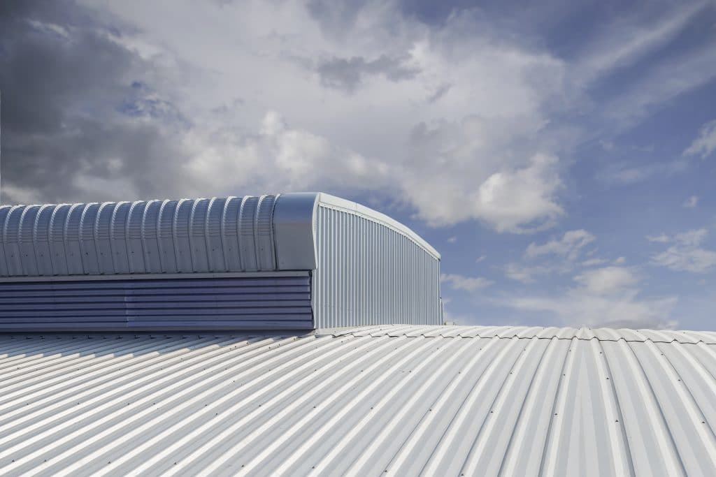 Industrial Roof Cladding Contractor